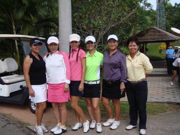 SSG Ladies Golfers