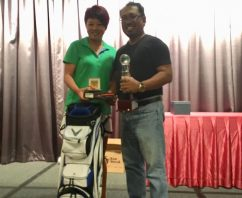 Overall Results – SSG President's Cup 2017